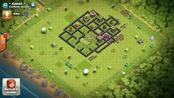 who was the first player of clash of clans quora