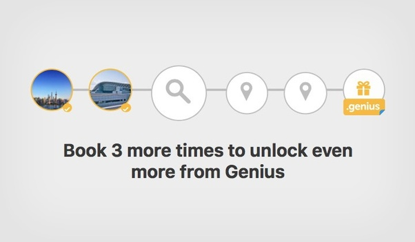 How to get the freebies and perks on the Booking com genius