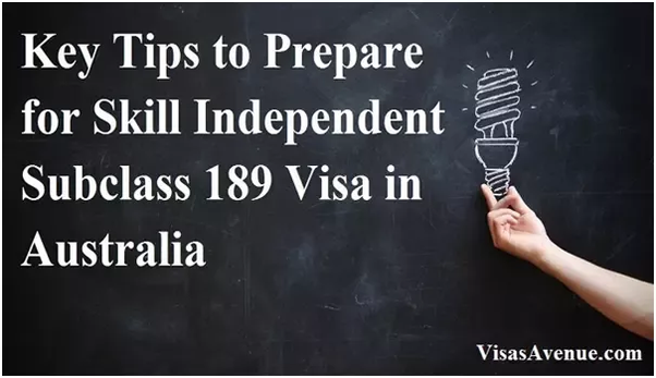 Which is the good way to get an Australian Skilled Independent visa