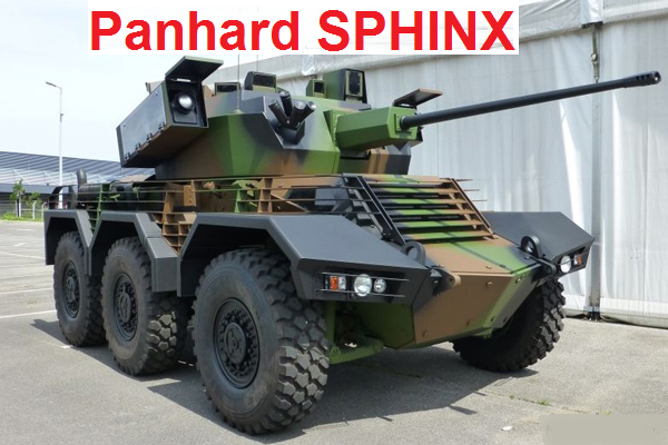 What Are Some Modern AFVs That Look Nearly Identical To