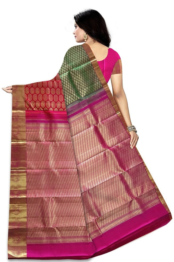dcac169484 Fasnic: Buy Exclusive and Authentic Silk Sarees & Cotton Sarees Online