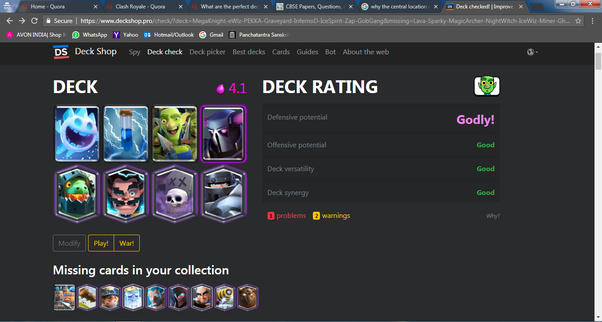 What are the perfect decks rated by deckshoppro com? - Quora