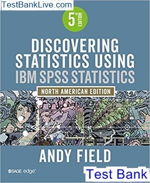 discovering statistics using spss 3rd edition andy field pdf