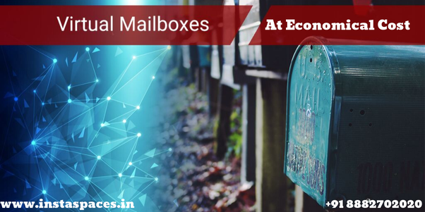 What is the best virtual mailbox provider in India that offers a