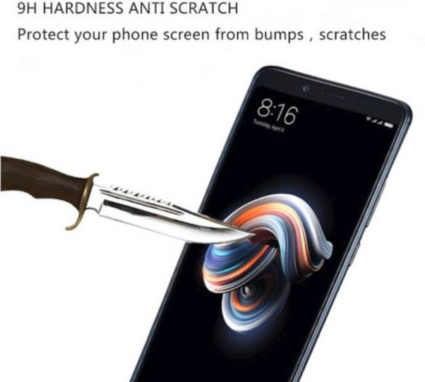 e8b076175 Which is the best available tempered glass for a Redmi Note 5 Pro ...