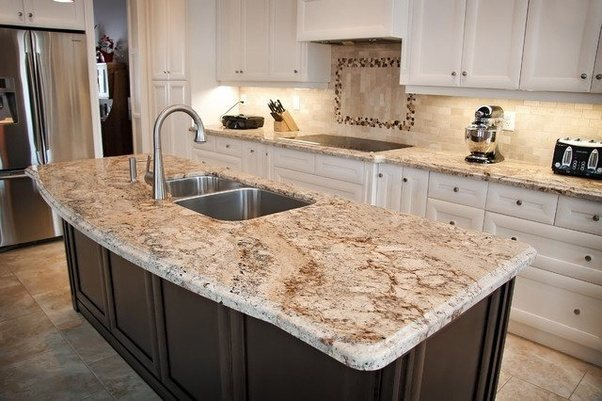 Beauty Of Marble, Granite, Limestone, Travertine And Other Natural Stone  Countertops Extremely Popular In Kitchens. To Keep It Always Beautiful We  Need To ...
