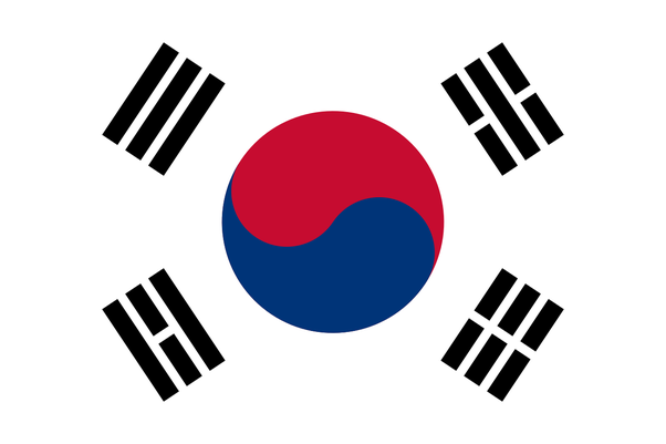 What Are The Four Symbols On The South Korean Flag Quora