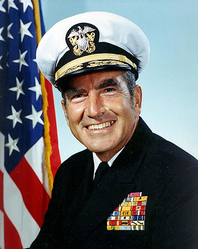 according to the the naval historical center admiral elmo russell zumwalt jr usn was the youngest naval officer ever promoted to rear admiral