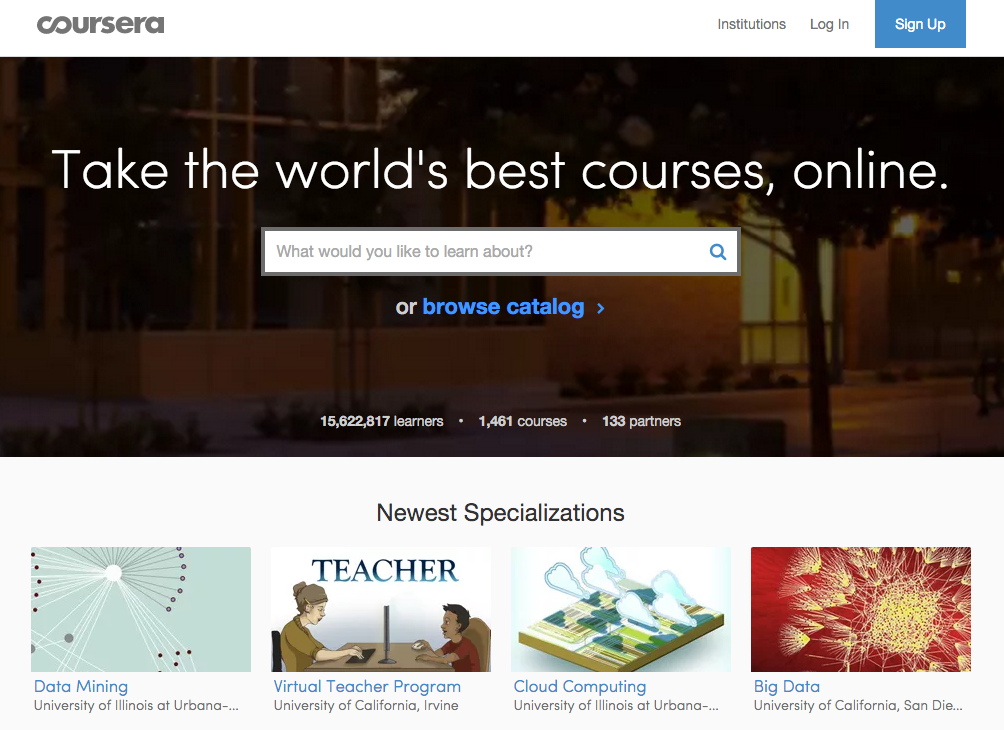 What are some websites similar to Coursera? - Quora