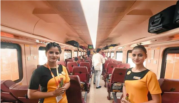 What are some Amazing facts about Tejas Express? - Quora