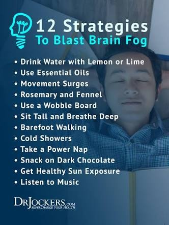 What causes brain fog? - Quora