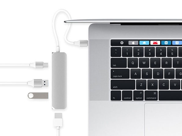 What is the best USB C hub for a MacBook Pro 2018? - Quora