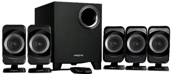 how to connect my computer 5 1 speakers to my car music system quora. Black Bedroom Furniture Sets. Home Design Ideas