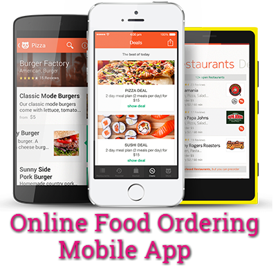 How much does it cost to create a restaurant online food for Application creation cuisine