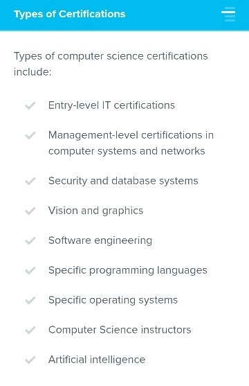 What is the best website for certification for CSE? - Quora