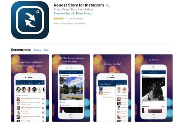 Downloading instagram story videos | Peatix