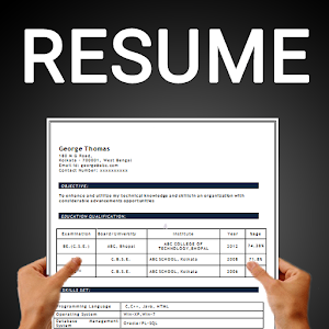 Which are the best free resume