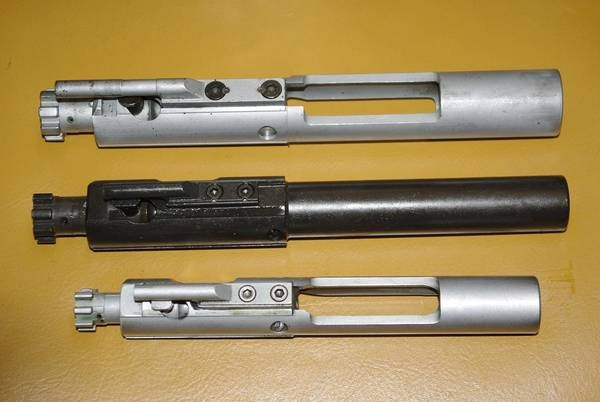 Do AR15 buffer tubes and stocks attach and function