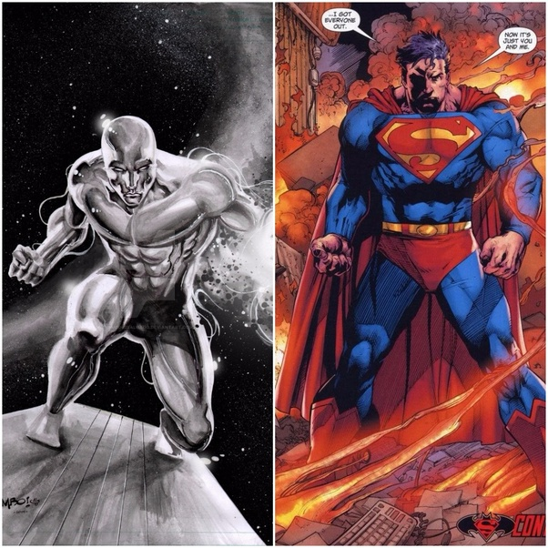 Is Silver Surfer A Hero Or A Villain Quora