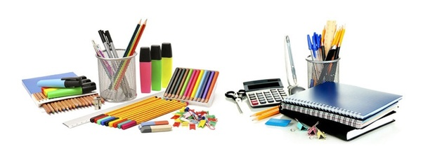 aad727fff Here's your stationery checklist for your trip to the store before you set  up your small or home office