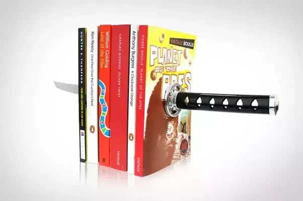 If Your Bestie Is A Book Lover This Will Be The Perfect Gifts For Her Its Brilliant Set Of Bookends With Hidden Brackets Plastic Handle Stuck