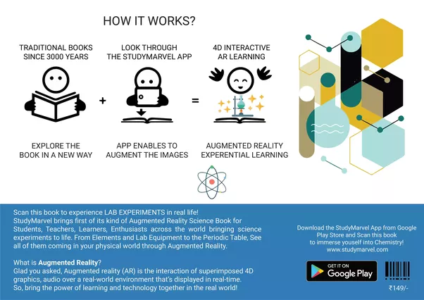How augmented reality can help education sector in india quora download immersive chemistry image markers from urtaz Image collections
