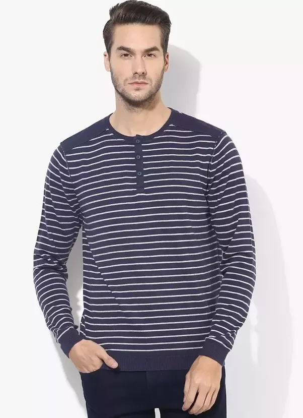 Indian Terrain-Fashion conscious men will love Indian Terrain t-shirt that  is meant to give a dashing look. Their most popular buys are the striped tee,  ...