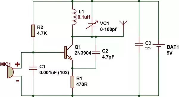 How To Convert A Radio Receiver Into A Transmitter Quora