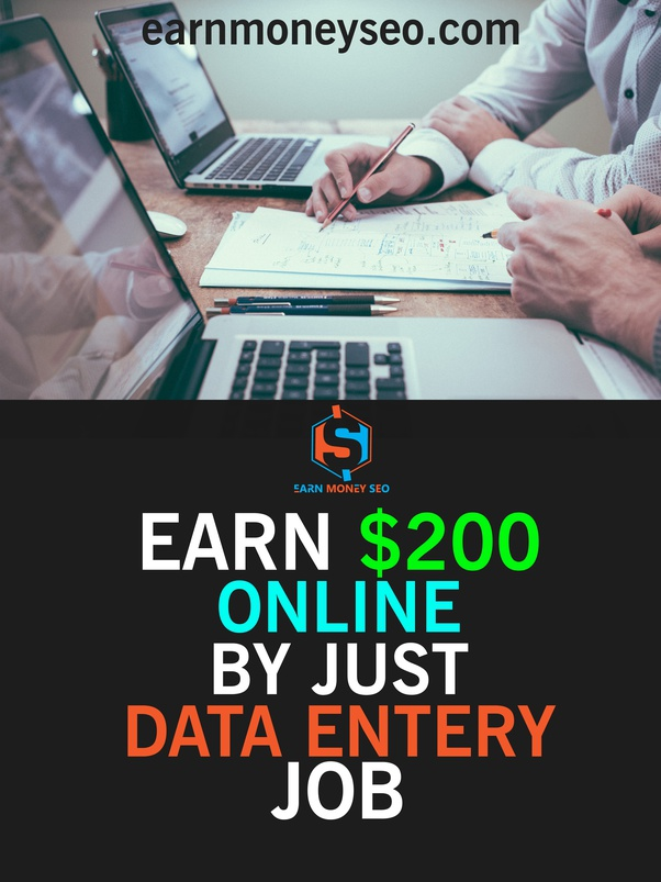 Data entry online jobs without investment galissard investment firms