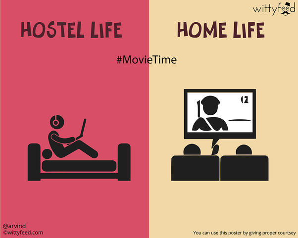 What Is The Difference Between A Hostel Life And Living In A Home