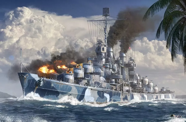 What are your favorite tactics in World of warships? - Quora