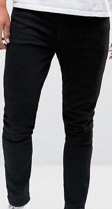 91533a516e4 These Black jeans will make your shirt and shoes stand out