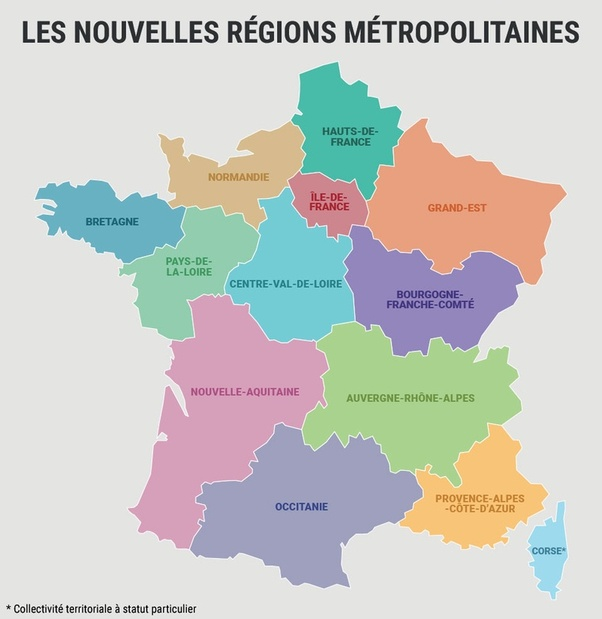 Why doesn't France have provinces? - Quora
