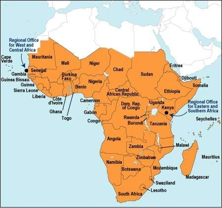 What would happen if every african country comes together and it all depends on the leadership of this new african super country africa is currently being held back by corrupt leaders which is why africa cant gumiabroncs Choice Image