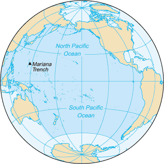 Oceanography What Is The Largest Ocean Quora - Largest ocean