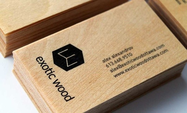 What is the most original and sustainable business card youve its a thing colourmoves