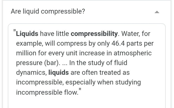 What are some examples of compressible fluids? - Quora
