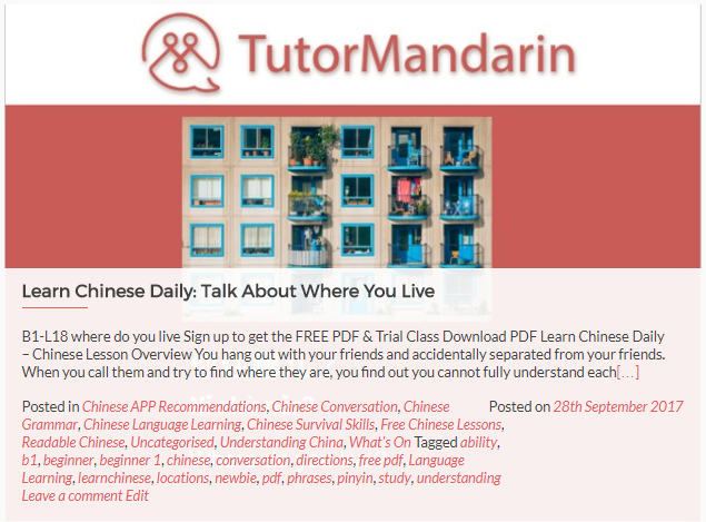 What are the best Mandarin websites for learning Chinese