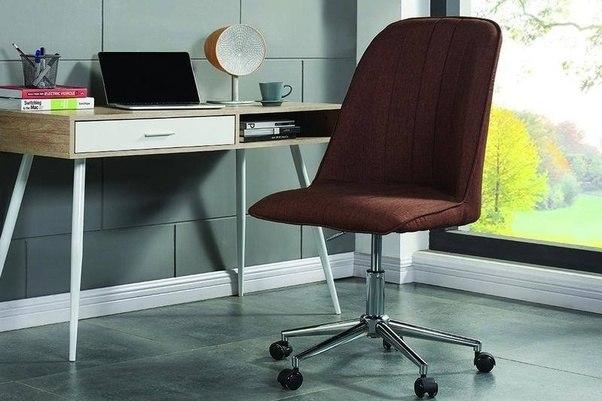Belstaff Fabric Office Chair