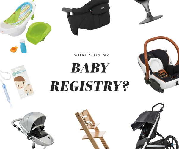 What is a baby registry? - Quora