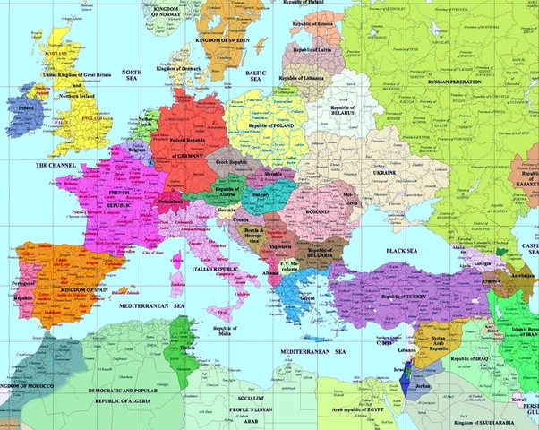 What Modern Countries Were Part Of The Roman Empire Quora