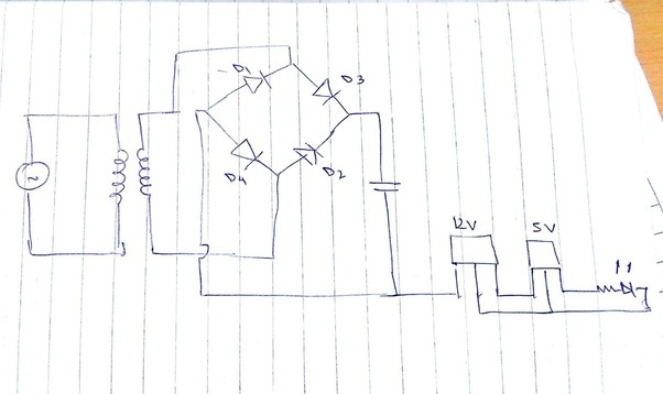 How to manufacture 6-12 V DC variable power supply - Quora