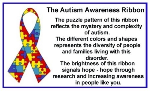 Why Is A Blue Puzzle Piece The Symbol Of Autism Research And