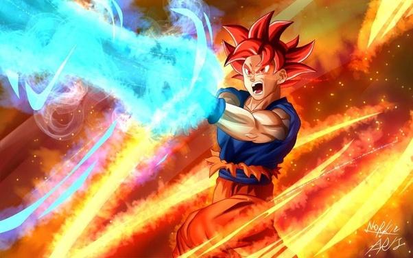 What is stronger - Super Saiyan 4 or Super Saiyan God? - Quora