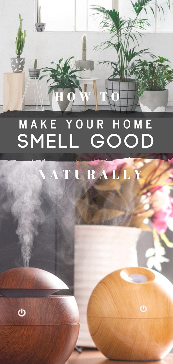 Source How To Make Your Home Smell Good