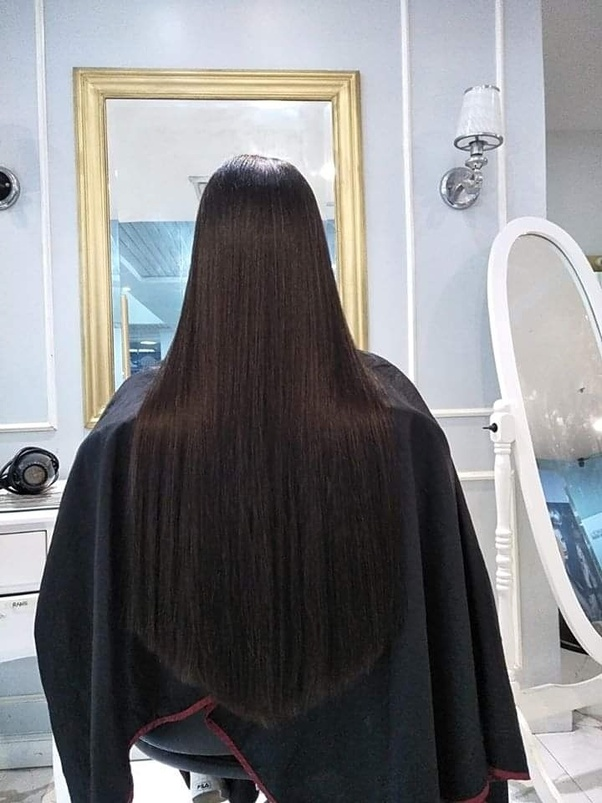 People With Really Long Hair What S Something People With Short Medium Hair Don T Understand And How Long Is Your Hair Quora