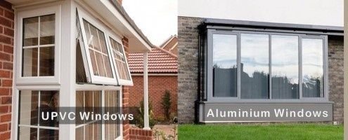 In India, Generally Aluminium, Wooden And Upvc Doors And Windows Are Used.  Each Of The Material Has Itu0027s Own Characteristics, Advantages Or  Disadvantages.