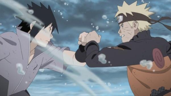 Naruto Vs Sasuke - The Final Battle Shippuden on Vimeo
