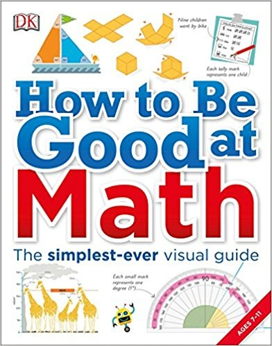 What are the best books for beginners to learn maths step by step