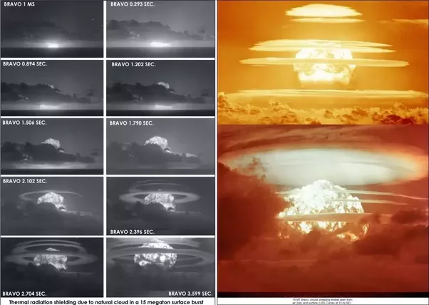 What Is The Best High Definition Footage Ever Taken Of A Nuclear Explosion?